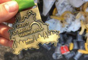 Berlin Halbmarathon 2017