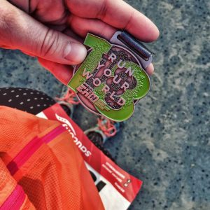 Egmond Halve Marathon Medaille