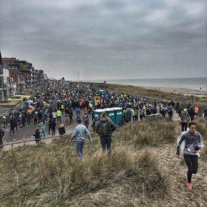 Egmond Halve Marathon Startbereich