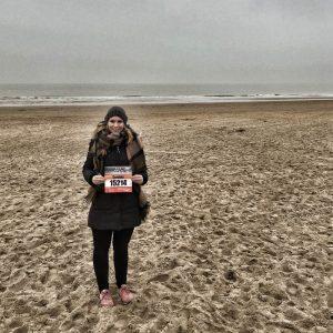 Egmond Halve Marathon Strand