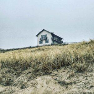 Egmond Halve Marathon Strandhaus