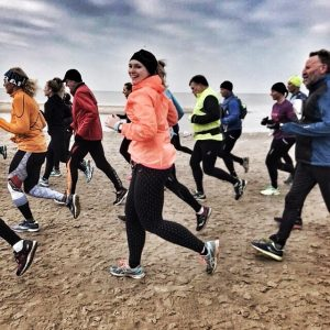 Egmond Halve Marathon Strecke