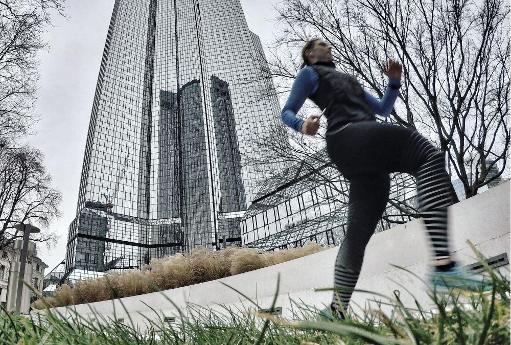 Laufen in Frankfurt